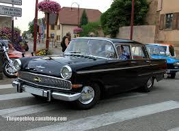 opel kapitan opel kapitän p2 luxe 1959 u20131963 retrorencard aout 2013 01