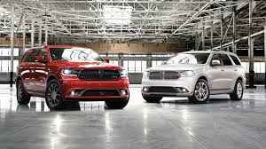 Dodge Durango Srt - report dodge durango srt might arrive in 2017 automotorblog
