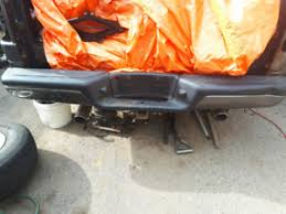 2004 dodge dakota rear bumper dodge dakota rear bumper kijiji in ontario buy sell save
