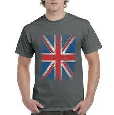 British Flag Shirts T Shirts Men U0027s Clothing Clothing Shoes U0026 Accessories