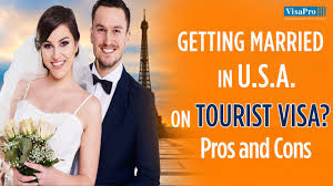 can i get married on a tourist visa to a us citizen youtube