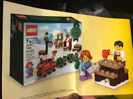 christmas sets lego seasonal 2017 christmas sets revealed the brick fan the