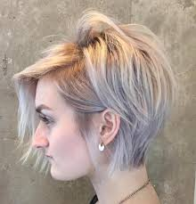 are asymmetrical haircuts good for thin hair 100 mind blowing short hairstyles for fine hair