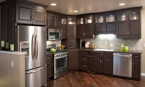 adding storage above kitchen cabinets mullet cabinet brown condominium kitchen