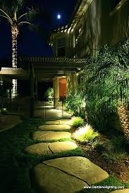 stunning paradise landscape lighting landscape lighting photo 3