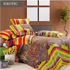Bohemian Style Comforters Online Shop Home Textile Fashion Boho Style Bedding Set Elegant