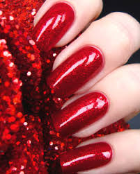 china glaze ruby pump lubu heels sg nail polish thatbeautyshop