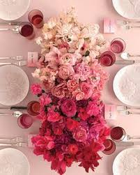Carnation Flower Ball Centerpiece by 30 Totally Breath Taking Ways To Use Ombre Wedding Flowers Ombre