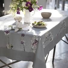 table cloth designer tablecloths gray linen tablecloth positano