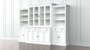 bookcase white glass door bookcase white glass door bookshelf