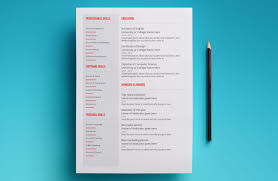 Best Font For Science Resume by Best Resume Templates Download For Google Docs Branson