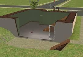 walkout basement mod the sims 1 bdrm cape with walkout basement large rooms 19 716