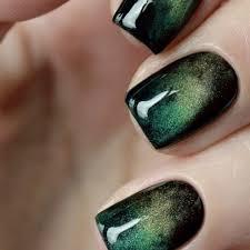 the 25 best emerald nails ideas on pinterest metallic nail