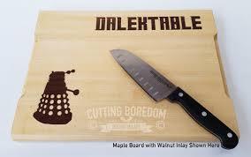 funny cutting boards dalektable cutting board dalek dr who funny cutting boards walyou