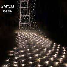 aliexpress buy 3 meter x2 meter garlands led