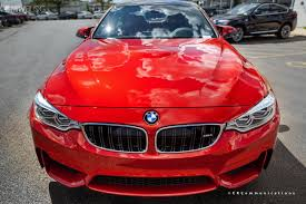 2015 bmw m4 in sakhir orange photoshoot