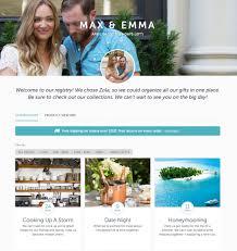 wedding trip registry five ways zola makes registering easy a practical wedding