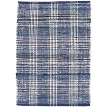 Denim Rag Rug Rag Rugs Cotton Woven Rugs By Dash And Albert American Country