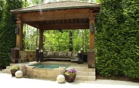 Pergola Backyard Ideas Pergola Amazing Wonderful Hardtop Gazebo For Backyard Ideas Iron