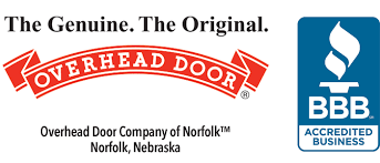Overhead Door Company Locations Overhead Door Company Of Norfolk Ne Commercial Residential