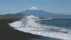 top 15 black sand beaches in the world listovative