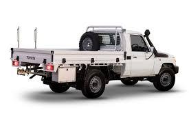 2017 toyota landcruiser workmate 4x4 4 5l 8cyl diesel