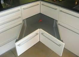 offre cuisine meuble d angle cuisine meuble dangle a space corner a nouveau modale