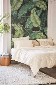 1463 Best Kitchens Images On Amazon Com Green Banana Leaves Tapestry Bohemian Home Decor