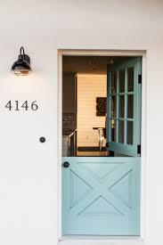 166 best doors images on pinterest doors diy barn door and light blue dutch door perfection