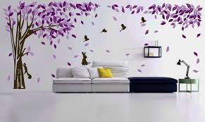 Beautiful Stickers For Decorating Walls Images Decorating - Wall sticker design ideas