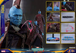 guardians of the galaxy vol 2 yondu 1 6 scale figure by