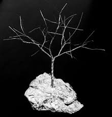 how to make and easy model wire trees 9 steps