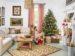Decor Ideas For Small Living Room 100 Country Christmas Decorations Holiday Decorating Ideas 2017