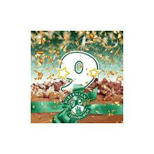 9th birthday card hibernian direct