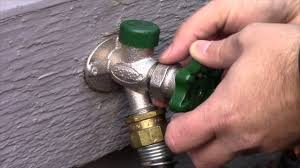 Outdoor Faucet Handle Keeps Turning Prier Style Hydrant Repair Video Leaking Behind Handle Youtube