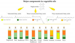 most inspiring molecules free full text vegetable oils as