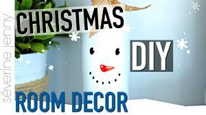 diy noël u0026 hiver winter u0026 christmas room decor français youtube