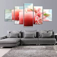 online get cheap candle light painting aliexpress com alibaba group