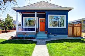 Blue Craftsman House by Renovated 1905 Craftsman Cottage Lists For 399k Curbed Seattle