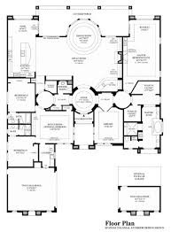 dream home plans luxury toll brothers la jolla floor plan house plans pinterest la