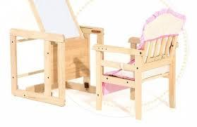 High Chair Desk Wood Multifunctional Baby High Chair Combinational Baby Desk Chair