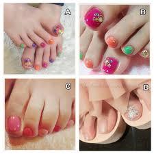 beauty tutorials by dgb cute pedicure nail art