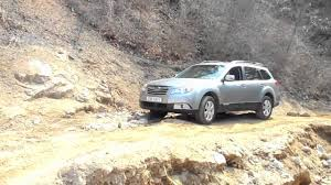 subaru outback rally subaru outback off road test 01 youtube