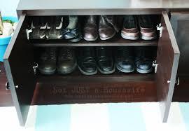 Shoe Shelf Bench by Shoe Cabinets Diy Expert Ventilation Systems
