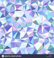 light irregular triangle mosaic background stock vector art