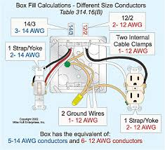 device wiring box fill pro construction forum be the pro
