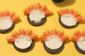 oreo turkey cookies recipe step by step directions kasey trenum