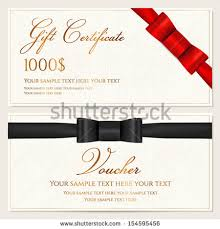 gift card template photography gift certificate template gift