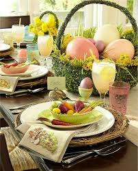 Table Decorations For Easter Pinterest by Best 25 Easter Table Decorations Ideas On Pinterest Easter