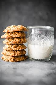 coconut brown butter cookies dirty whisk